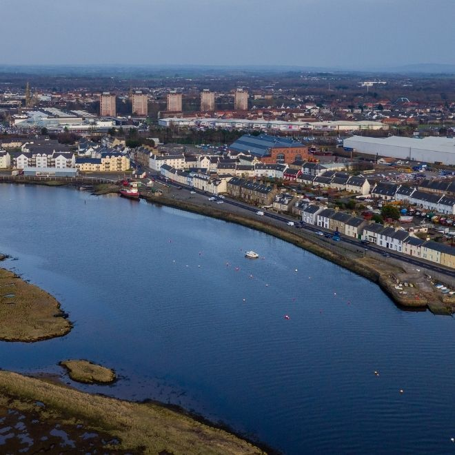 The Great Harbour: Irvine Harbourside and Ardeer